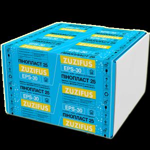 Пенопласт 25 ZUZIFUS EPS-30