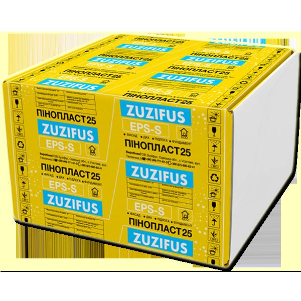 Плиты полистирольные ZUZIFUS EPS-S
